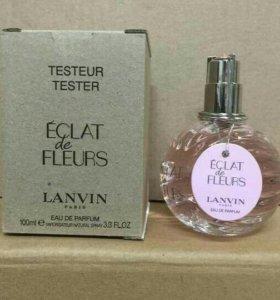 ✔🛍TESTER LANVIN ECLAT DE FLEURS, EDP 100ML