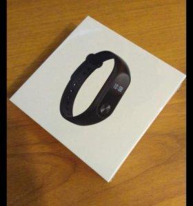 Фитнес браслет Xiaomi Mi Band 2 (новый)