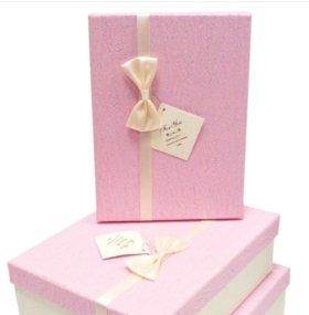 Подарочные коробки в ассортименте