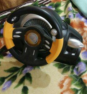 Игровой руль Genius Speed Wheel 3MT