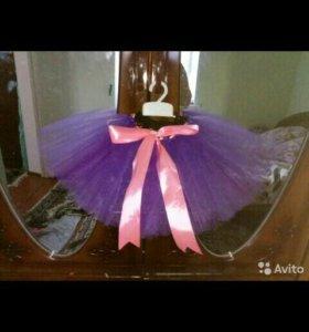 Новая юбка ту-ту
