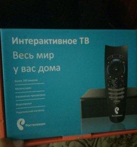 Приставка ТВ Ростелеком