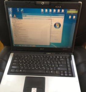 Ноутбук Acer Aspire 2,2 MHz 4gb RAM
