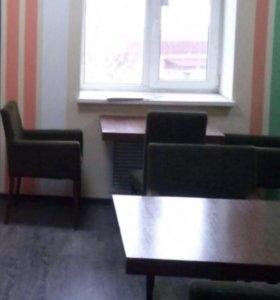 Мебель (столы и стулья для кафе)