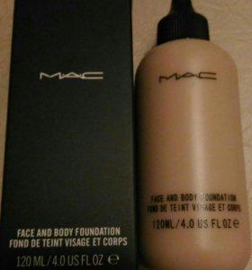 Тональный крем MAC 120ml №nc40