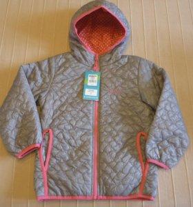 Gusti новая демисезонная куртка 110р.
