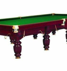 """Бильярдный стол, б/у, 12 футов, модель """"Северянин"""""""