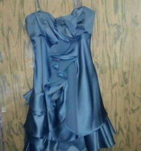 Платье вечернее 44-46 р-р
