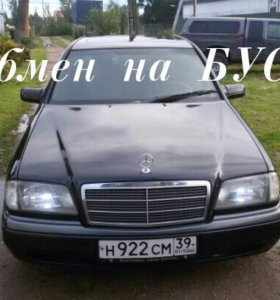 Mercedes C 180 sport.