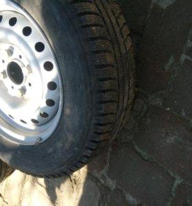 колеса зима R13