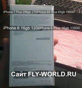 iPhone 7+ 256gb