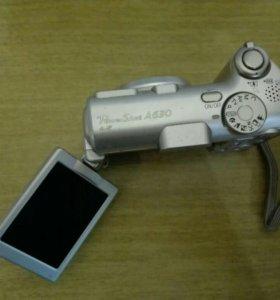 Цифровой фотоаппарат Canon A630