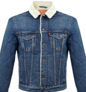 Levi's джинсовая куртка