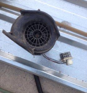 Вентилятор печки Рено 19