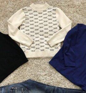 Пакет вещей для мальчика 116 / 122 рост