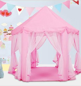 Детская палатка-домик Принцессы