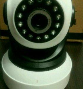Новая. Беспроводная IP-камера wifi, HD 1280 * 720