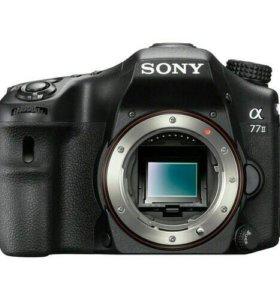 Sony A77M2 с объективом Tamron SP AF 17-50 2.8