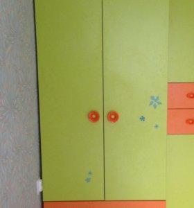 Шифоньер для детской комнаты