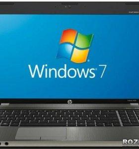 Ноутбук HP probook 4530s i5
