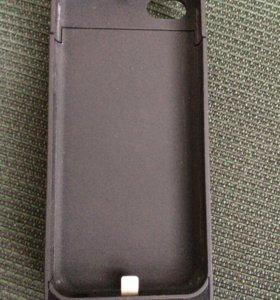 Внешний акомулятор для айфона 5s и SE