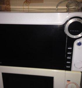 Микроволновая печь Daewoo Luxe