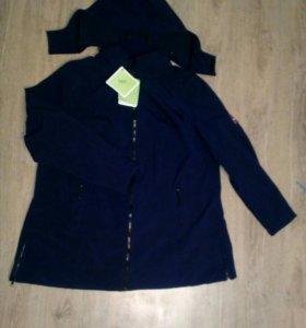 Куртка демисезонная 60 размера