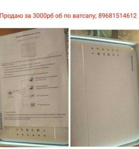 Мультимедийный шлюз Sagemcom F@ST 3804