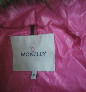 Зимний комбез Moncler