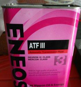 Трансмиссионная жидкость Eneos ATF DEXRON-III 1 л
