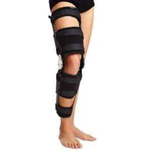 Ортез с выставлением градусов для коленного сустав