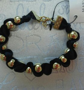 Текстильный браслет