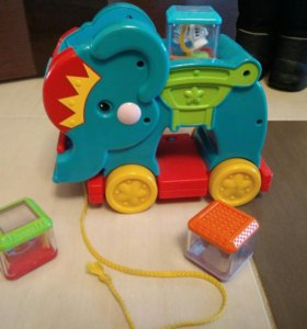 Слоник fisher price