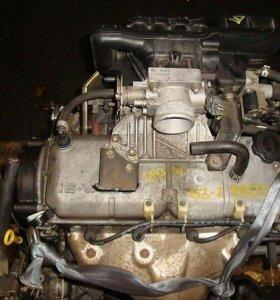 двигатель на запчасти B5 на мазду демио