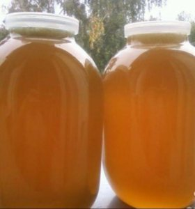 Башкирский мёд!