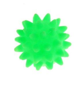 """Игрушка резиновая пищащая """"Мяч с шипами"""", 6,5 см"""
