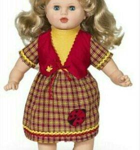 Кукла Дашенька Весна 1