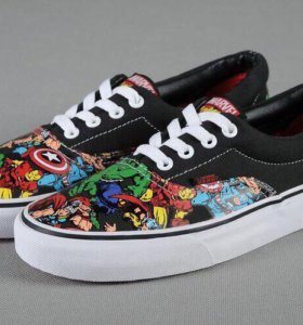 Кеды Marvel Vans