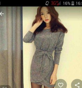 Продам платье, новое, размер М.