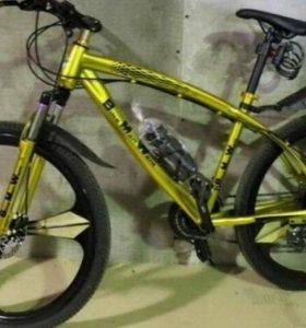 Велосипед Для взрослых БМВ (диски)