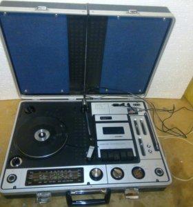 Винтажная магнитола Sunny vox 6000