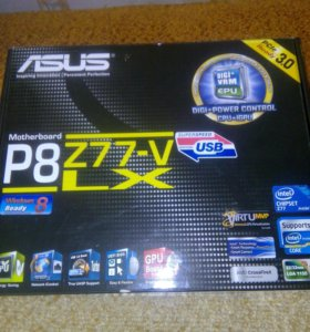 Asus P8Z77-V Luxe