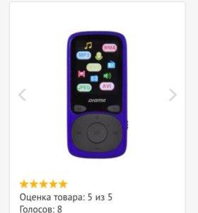 MP3 плеер 8 ГБ