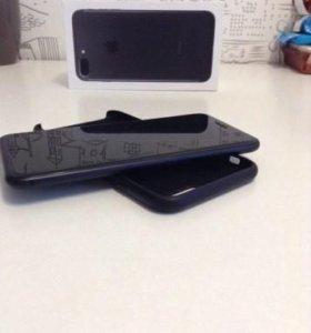 Mate iPhone 7 blakc.новый,replik.