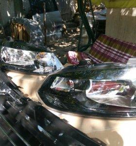 фары Volkswagen Polo седан