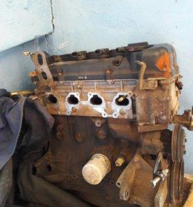 Двигатель на ниссан АД