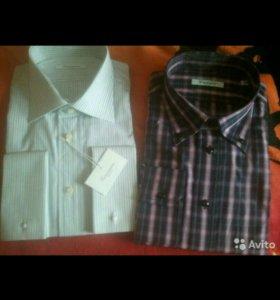 Новые рубашки хб