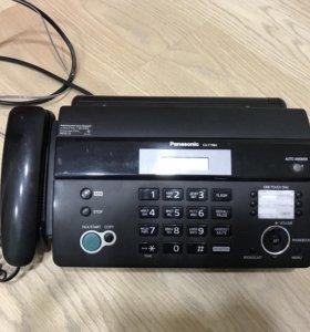 Телефакс Panasonic
