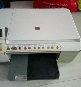 Принтер/сканер/копир HP Photosmart C5283 All-in-On