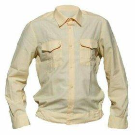 Рубашка форменная кремовая ВМФ